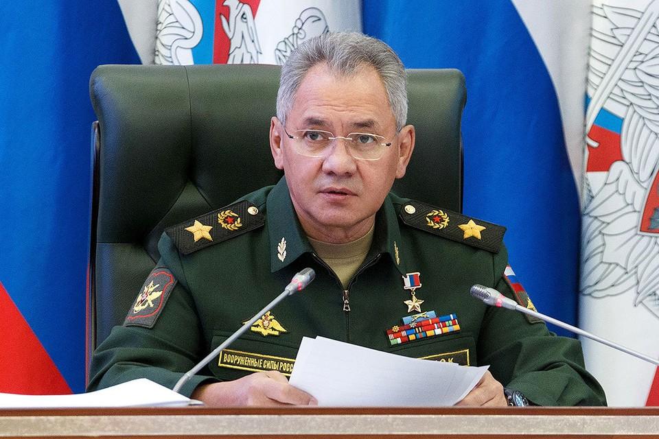 Сергей Шойгу: США пытались сорвать интеграцию Союзного государства