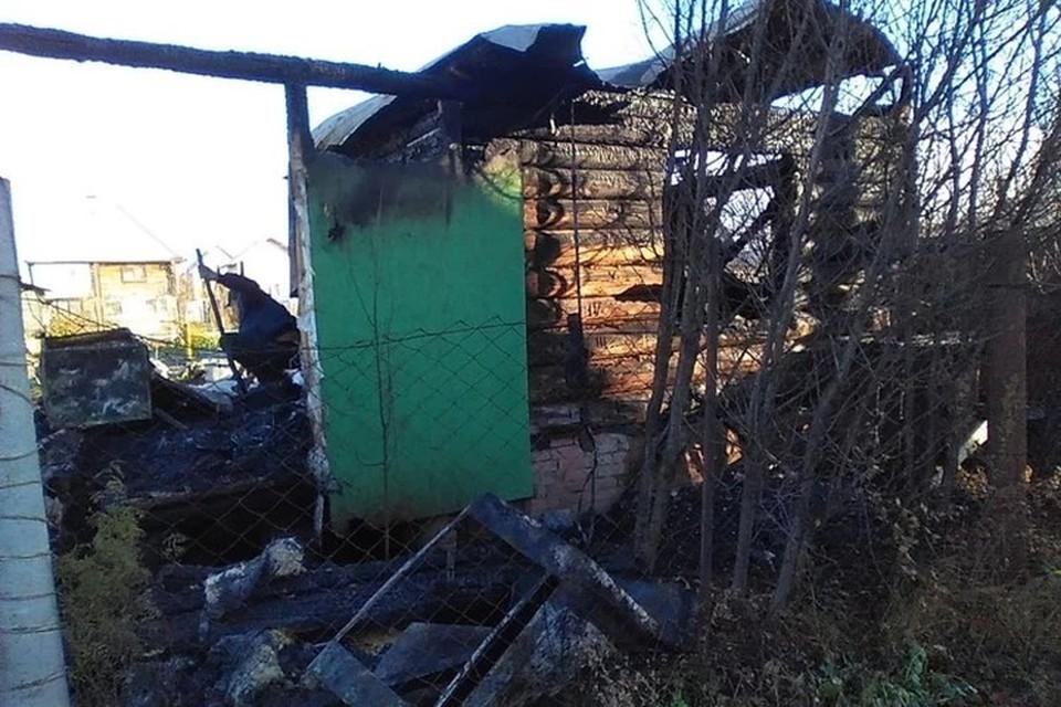 В поселке Лебяжий за месяц случился уже второй пожар, в котором гибнут семьи с детьми