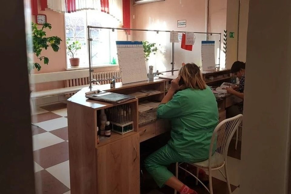 В отделении стационарной судебно-психиатрической экспертизы находилось 10 человек