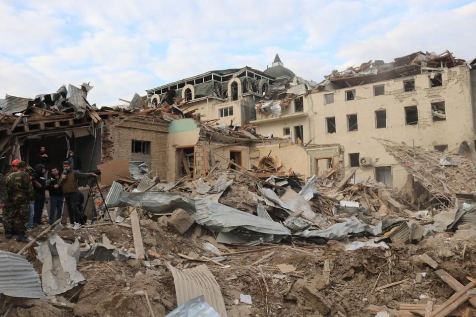 30-летний конфликт в Нагорном Карабахе возобновился с новой силой 27 сентября. Фото: Посольство Азербайджана в России.