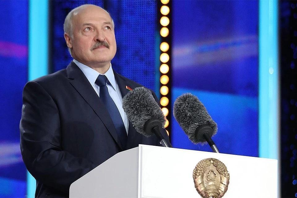 Лукашенко назвал источники финансирования бастующих рабочих в Белоруссии
