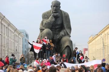 Почему всеобщая забастовка в Белоруссии не получилась: Прямая онлайн-трансляция из Гродно