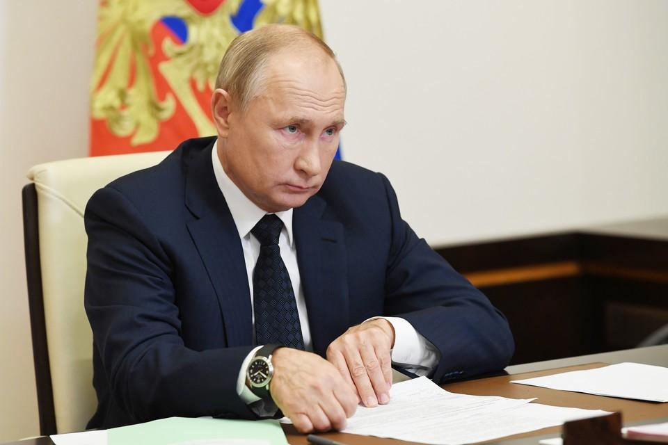"Путин ""посчитал"" волны у коронавируса"