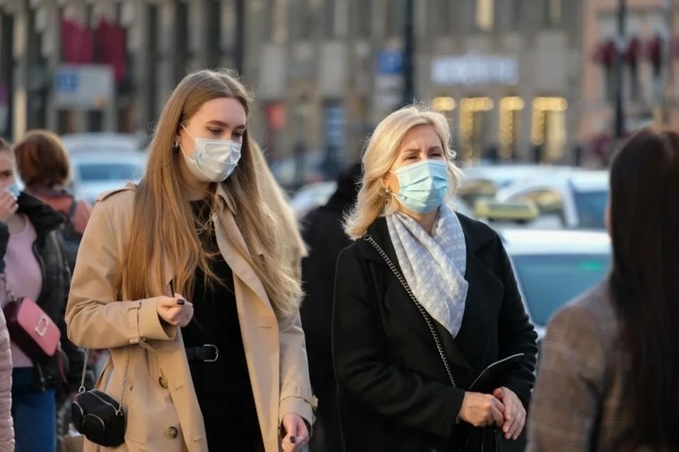 """""""Комсомолка"""" собрала последние новости о коронавирусе в Санкт-Петербурге на 29 октября 2020 года."""