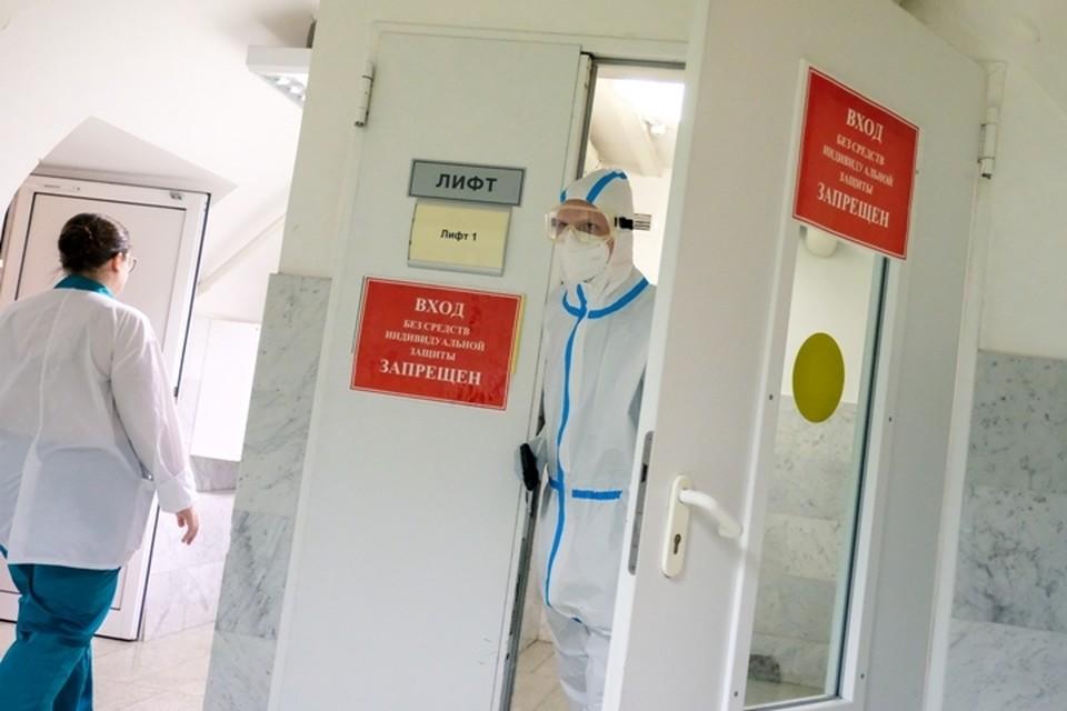 Кемерово стал новым лидером по числу заболевших коронавирусом за сутки