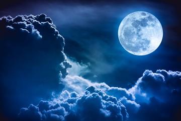 «Голубая Луна» 31 октября 2020 года: Небесное явление впервые появится на Хеллоуин