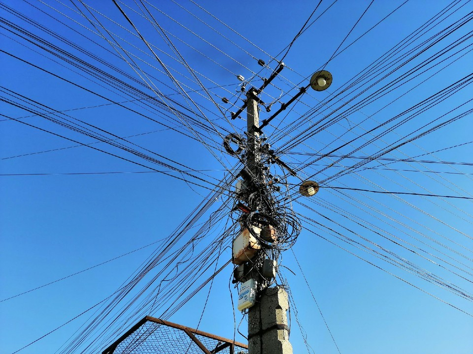 Подачу света прекратят на время, чтобы привести в порядок электросети.
