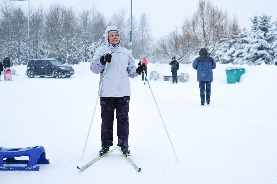 Петербург и Финляндия хотят совместно развивать лыжный туризм.