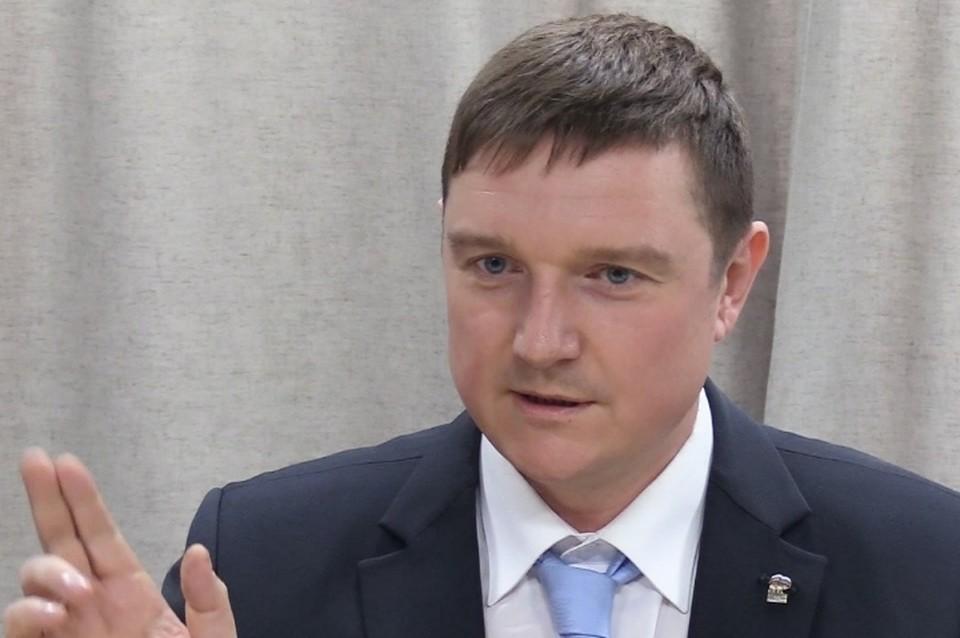 Алексей Цивилев ушел на самоизоляцию из-за коронавируса в семье. Фото: vk.com/alexey2
