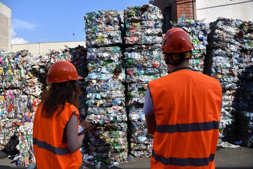 Ожидается, что к 2024 году в Воронежской области отправлять на переработку будут более 35% ТКО