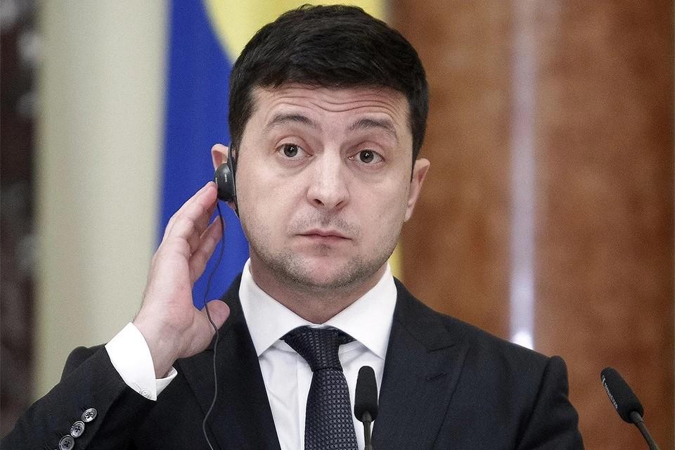 Конституционный суд увидел в идее Зеленского признаки госпереворота