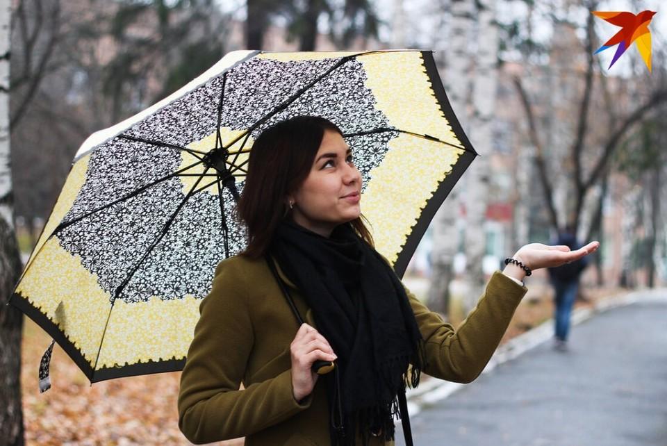 Синоптики обещают теплую погоду, временами дожди