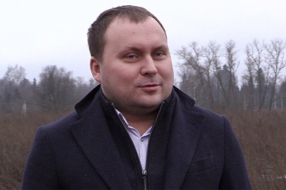 Адвокат Андрей Алешкин.