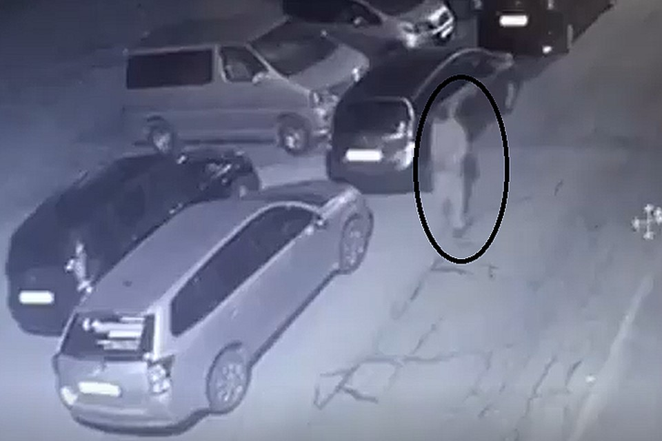 Мужчина украл детали авто