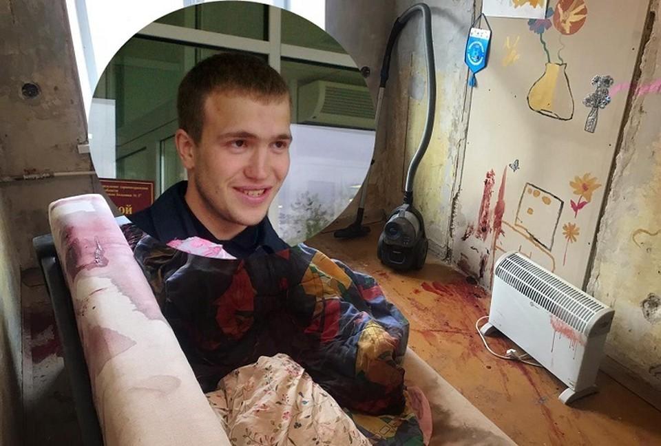 """Стрельба произошла в квартире Дмитрия Захарова на улице Социалистической. После преступления он свел счеты с жизнью. Фото: СУ СКР, """"Вконтакте"""""""