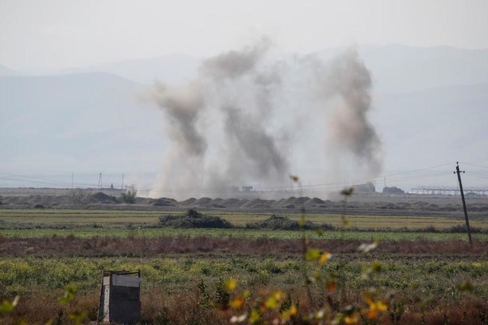 Война в Карабахе окончена. Подписано соглашение о полном прекращении огня