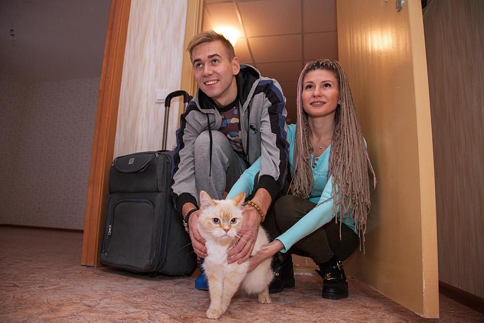 Тысячи ленинградцев переселятся из аварийных домов в новые квартиры
