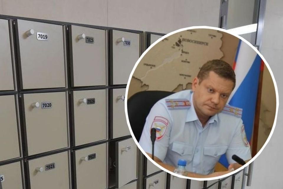 У Вячеслава Певнева украли деньги из банковской ячейки. Фото: Владимир ВЕЛЕНГУРИН/МВД.