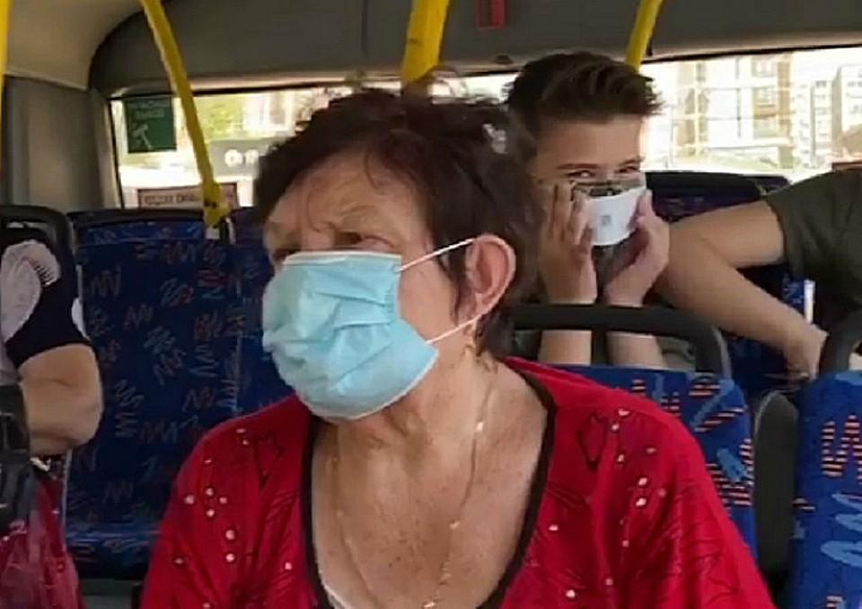 Заразиться можно, если не носить маску