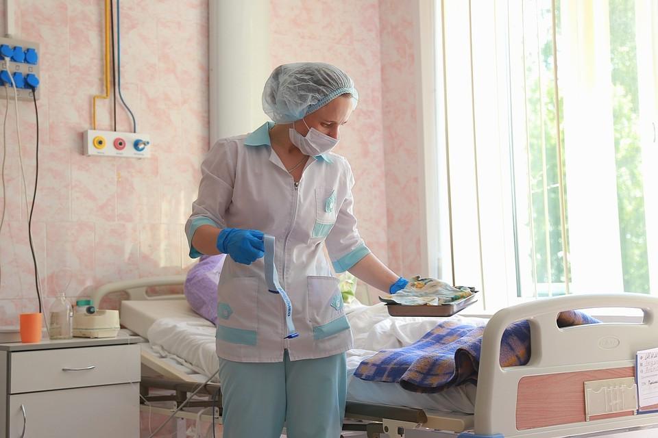 В номинации представлены четыре медицинских работника