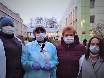Главврач роддома Вологды прокомментировала забастовку сотрудников