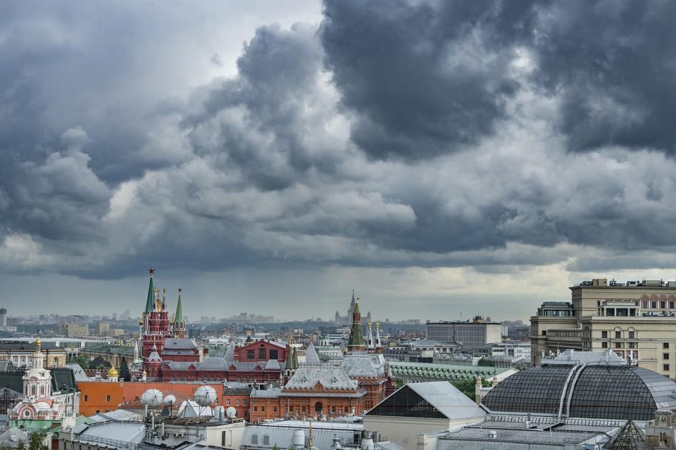Одновременно с похолоданием в Московском регионе повысится и атмосферное давление.
