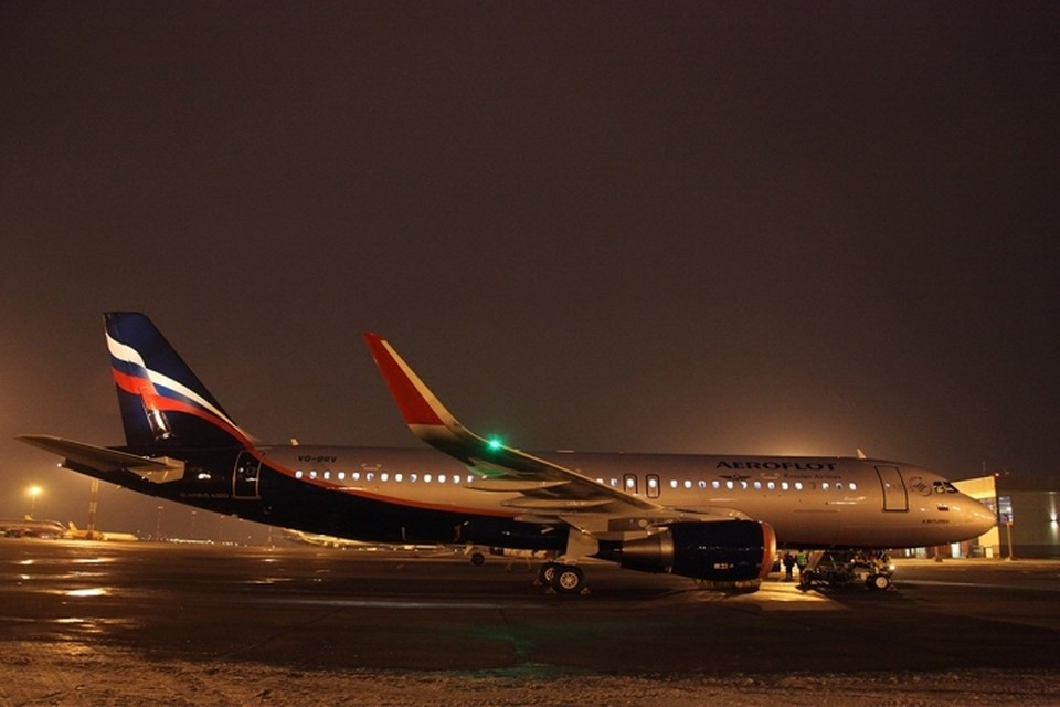 Рейс SU-1513 ушел на экстренную посадку. Фото: www.aeroflot.ru