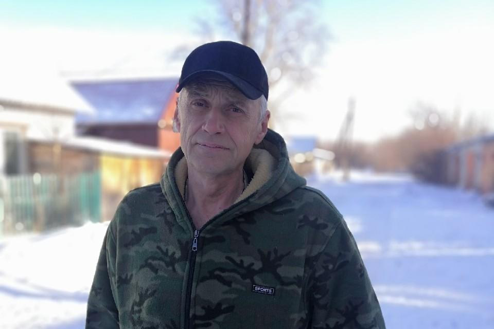 Андрей Половников бросился спасать детей из ледяной воды Фото: Дарья Голявинская
