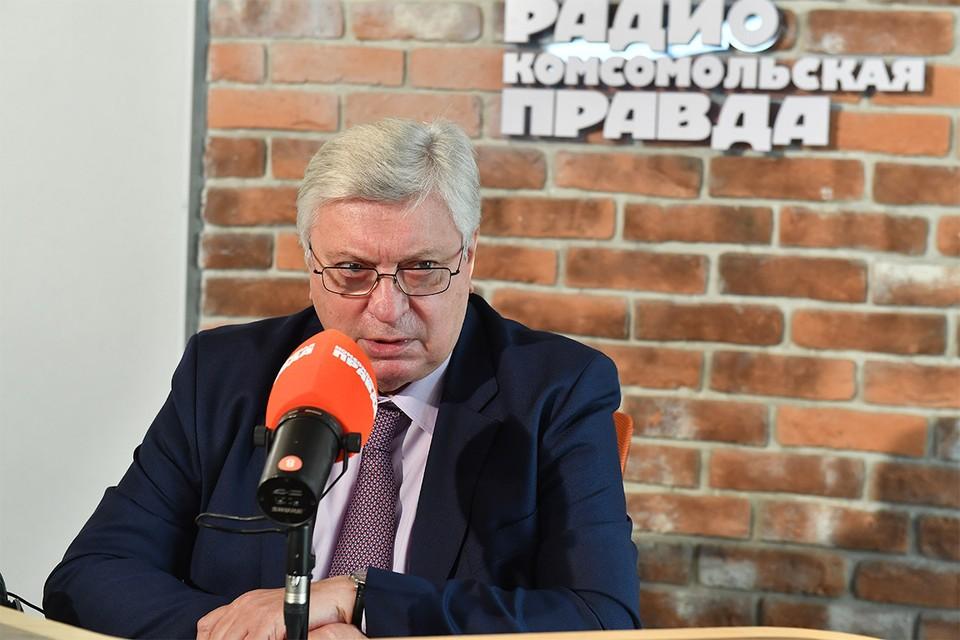 Ректор МГИМО, академик Анатолий Торкунов.