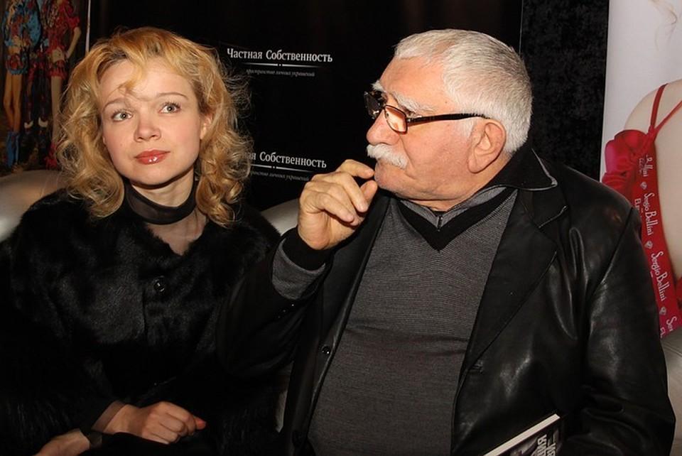 Виталина Цымбалюк-Романовская не пришла хоронить Армена Джигарханяна