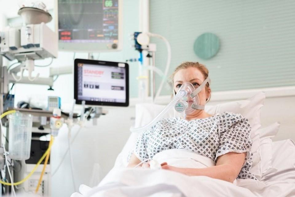 В Минздраве заявили, что все системы кислородоснабжения в больницах Беларуси работают в штатном режиме. Фото: AP.