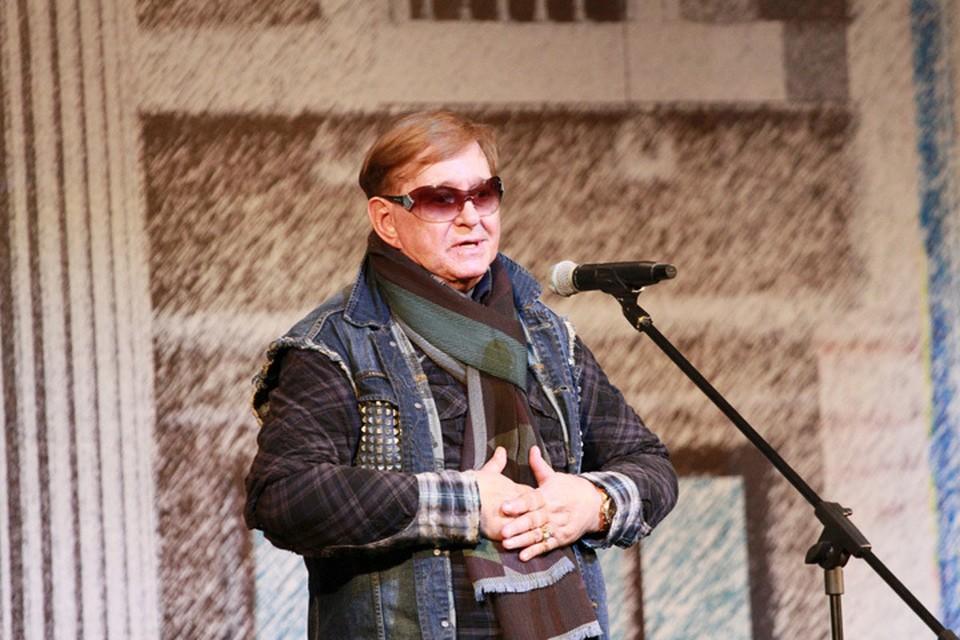 Роман Виктюк приезжал на Алтай и в качестве эксперта театрального фестиваля