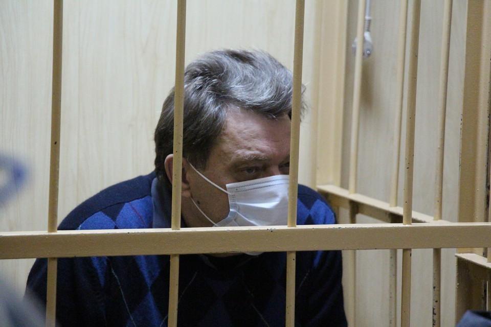 Иван Кляйн пробудет под арестом ближайшие два месяца. Фото: пресс-служба Кировского районного суда г. Томска