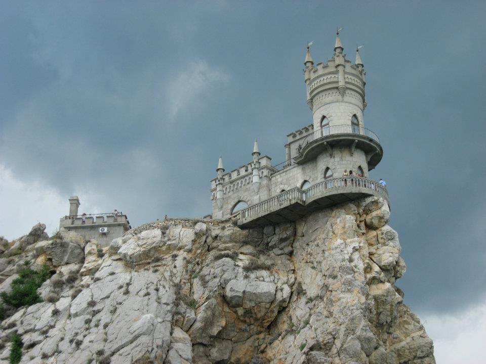 Замок «Ласточкино гнездо» готовят к открытию после реставрации