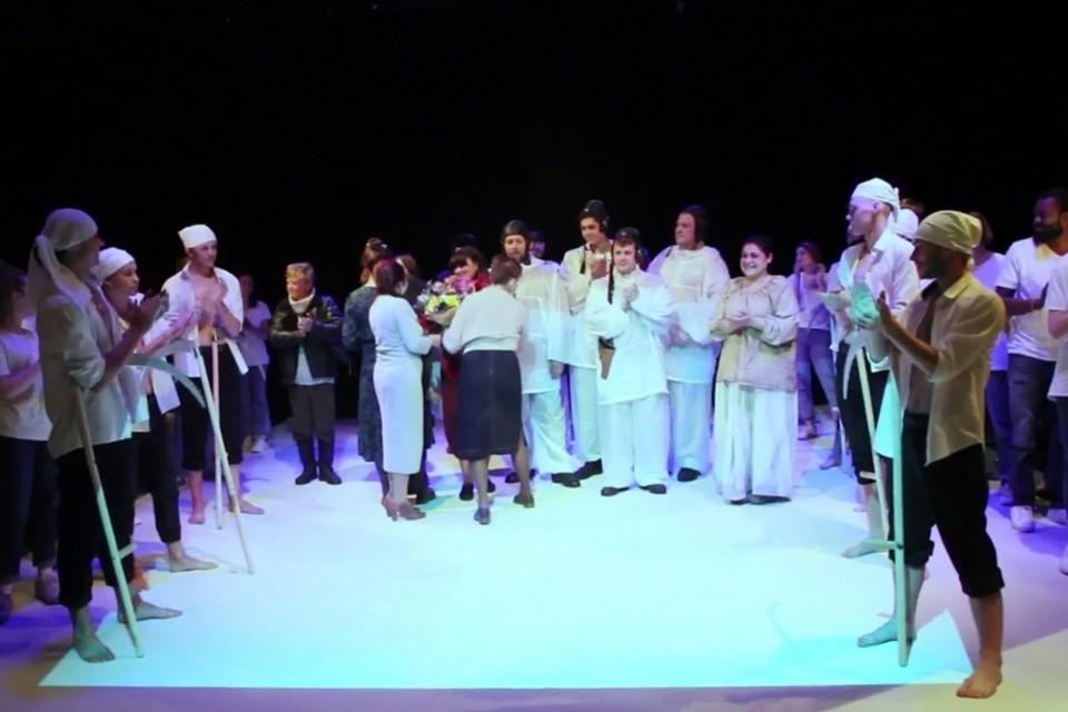 Липецкий театр Толстого присоединился к Всероссийской онлайн-трансляции, посвященной годовщине со дня рождения Михаила Водопьянова