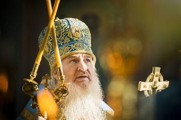 Умер Феофан, митрополит Казанский и Татарстанский