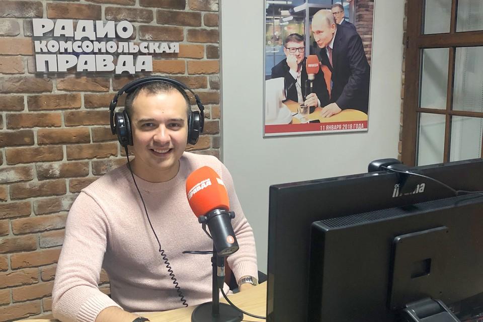 Сергей Комаров, руководитель стрима «Личные финансы» кластера «Дэйли бэнкинг» ПАО «МТС-Банк».