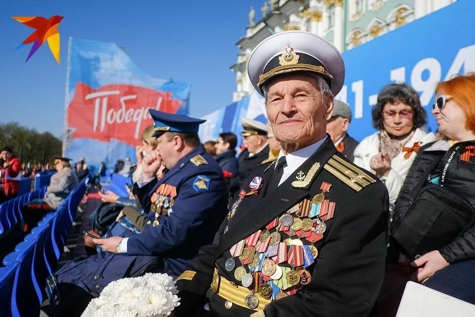 В Госдуме поддержали предложение перечислить ветеранам новогодние выплаты