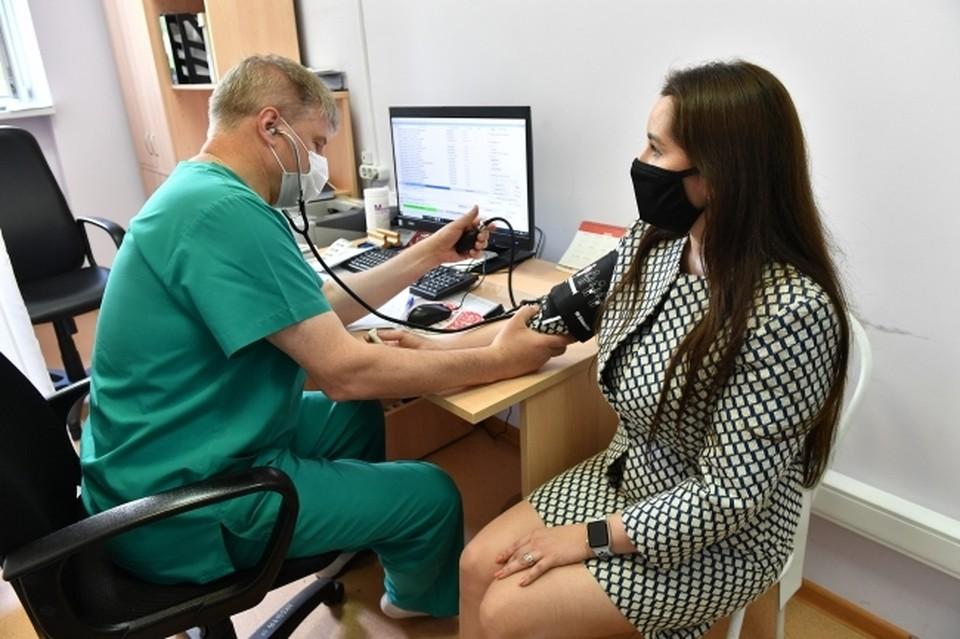Челябинцы жалуются на дороговизну приема в частных медцентрах.