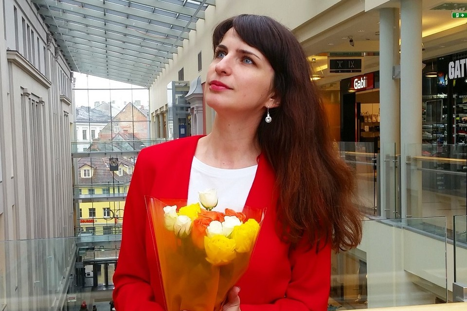 Екатерина Борисевич задержана на 72 часа, идет разбирательство. Фото: соцсети.