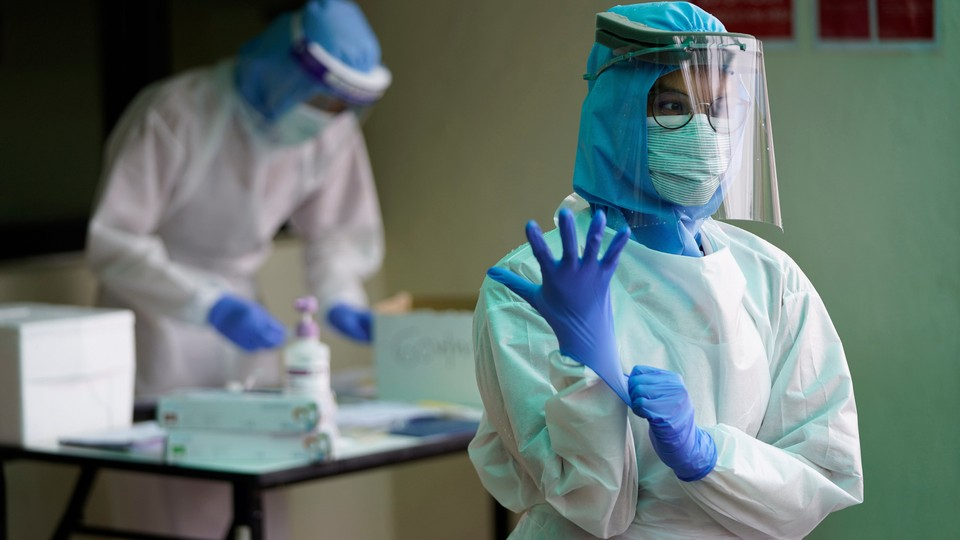 В Томской области сегодня зафиксировано почти 200 новых случаев COVID-19.