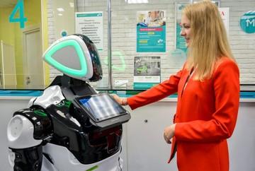 Пермский робот начал работать на станции переливания крови