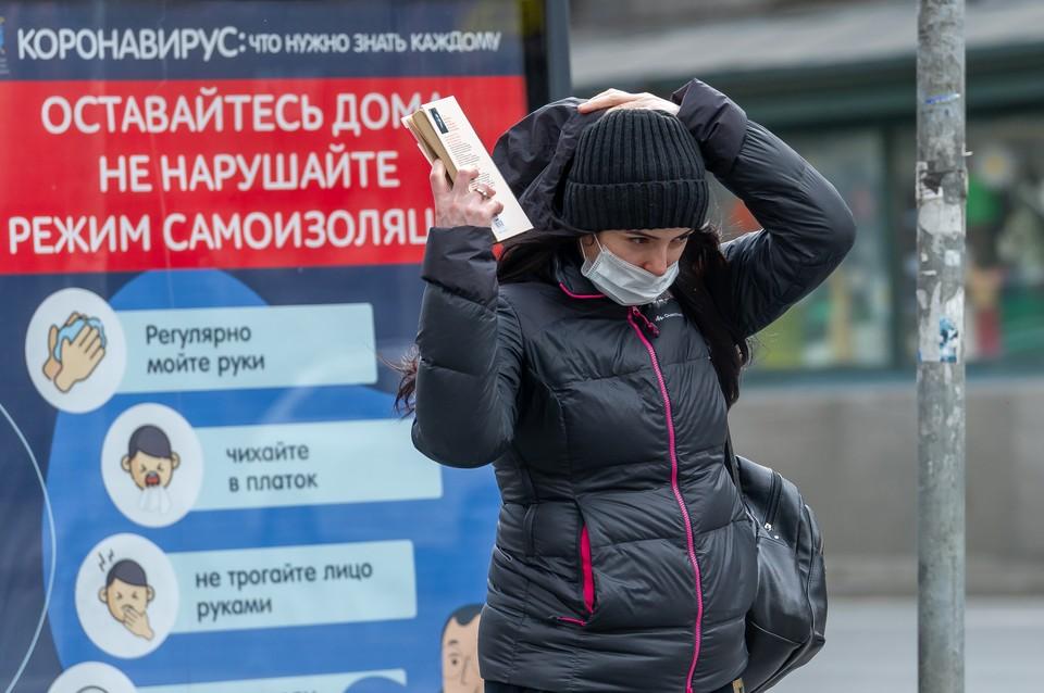 Число заболевших коронавирусом в Ленобласти на 22 ноября