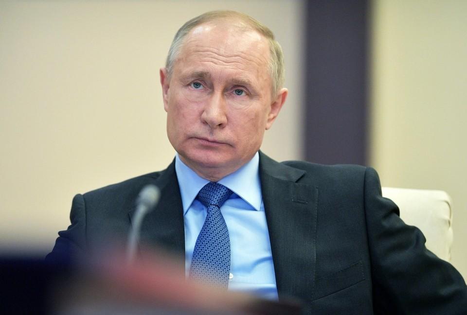 Путин объяснил, почему не спешит поздравлять Байдена с победой