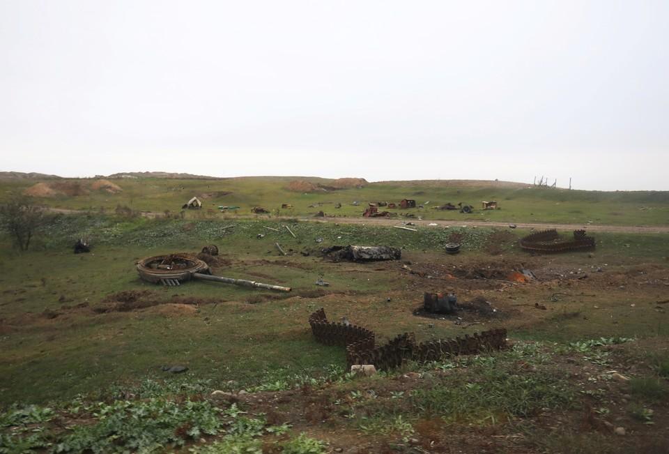 Последние новости о ситуации в Нагорном Карабахе на 23 ноября 2020