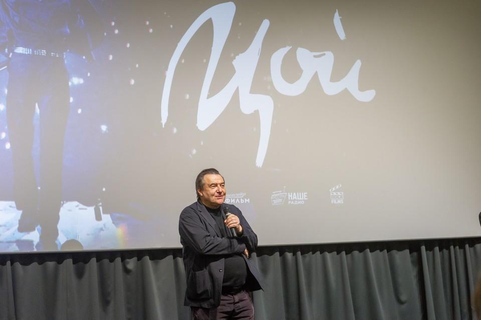 Учитель признался, что снял именно фильм о любви к Цою.