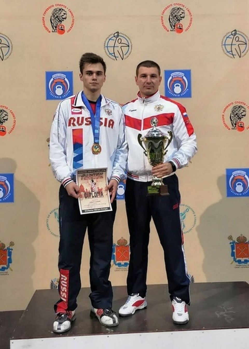 Гиревик из Нового Оскола стал Чемпионом мира. Фото пресс-службы администрации Новооскольского городского округа