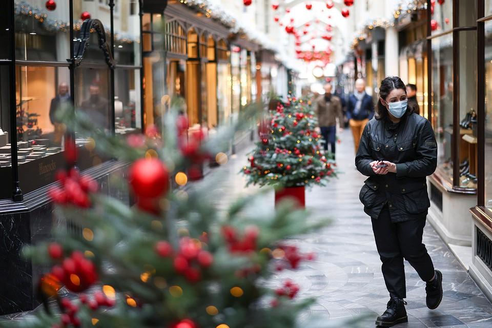 Совсем скоро в Европе будет отмечаться Рождество и это будет хоть и «другое Рождество, но это не значит, что оно не может быть веселым».