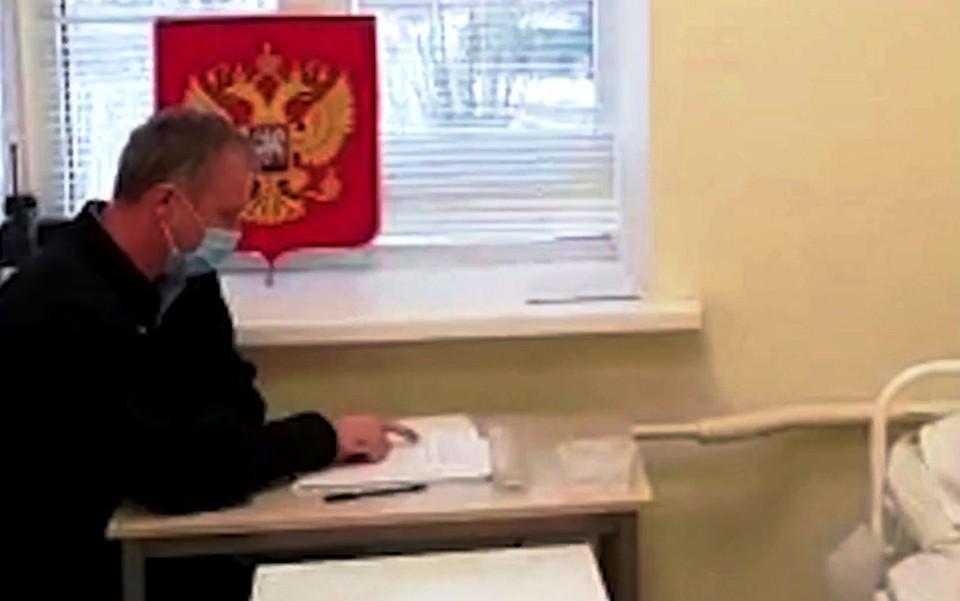Фото - скрин видео СУ СК по Волгоградской области.