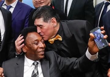 Виктор Гусев: «Марадона ревновал к Пеле, говорил, что король должен быть только один»